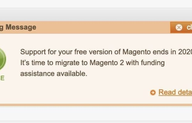 Learn how to keep your eCommerce store on Magento 1 after end of life deadline.
